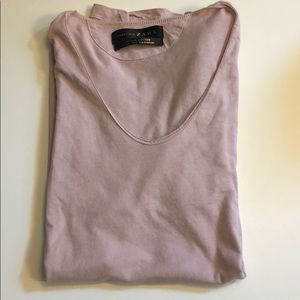 Zara Shirts - Zara V-Neck